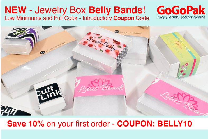 Wrap up Your Brand with Belly Bands!